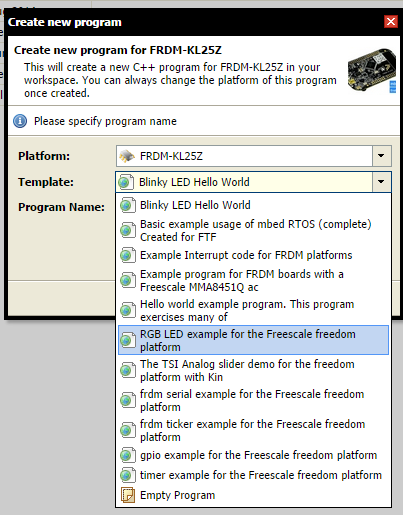 Getting Started with the FRDM-KL25Z: Headers & mbed | make